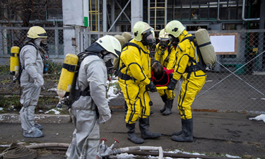 CBRNe Advanced Course For First Responder Leaders