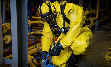 Emergency Preparedness for CBRN Incidents