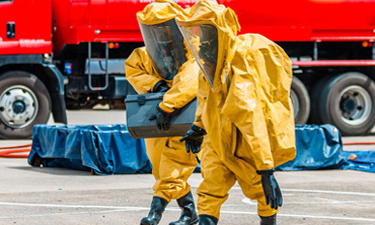 Hazardous Material Emergency Responder Technician Level Training Course